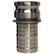 """Camlock тип E   1/2"""" (12 мм)  нержавеющая сталь 50ESS DIXON"""