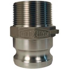 """Camlock тип F 1/2"""" (12 мм) нержавеющая сталь 50FSSB DIXON"""