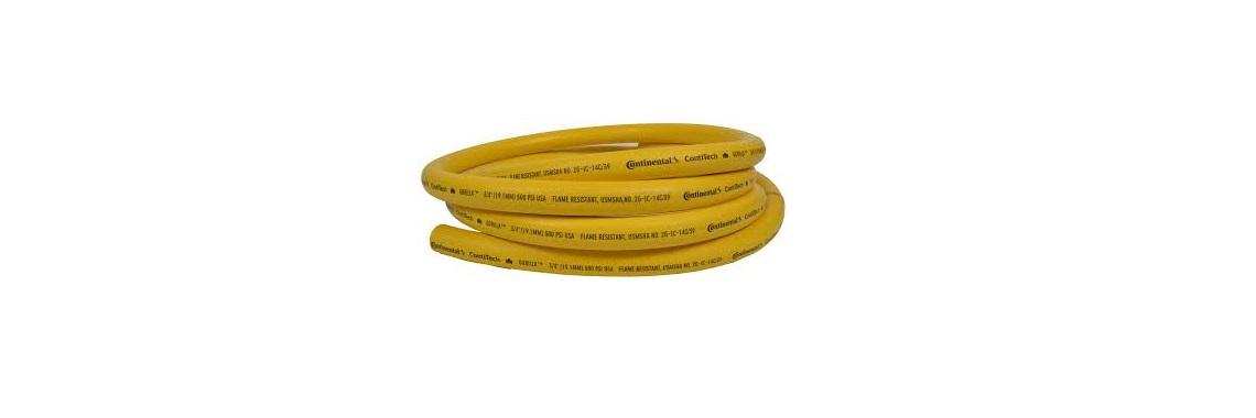 ContiTech yellow hoses